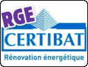 Qualification CERTIBAT RGE